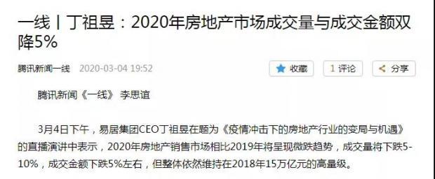 """2021年,该""""咬牙买房""""还是""""尽快卖房""""?"""