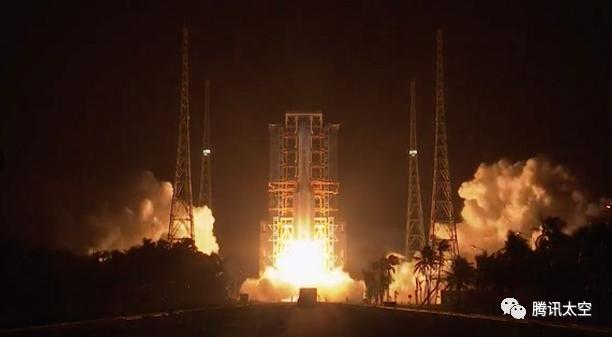 """""""嫦娥五号""""月球探测器发射升空,这八大知识点你应该知道"""