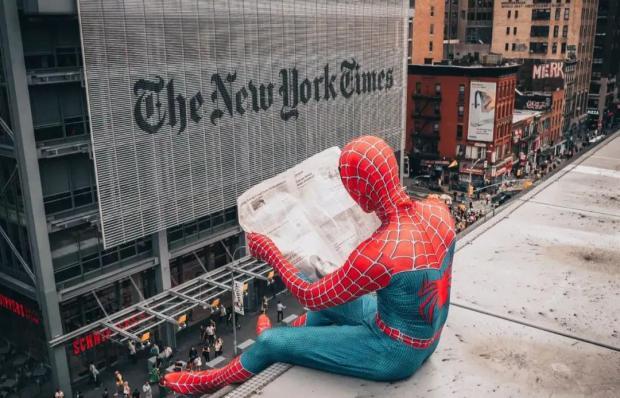 胡泳|彻底改造《纽约时报》——纸媒未死,创新为魂