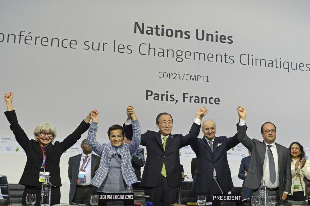 """""""动态""""的《巴黎协定》是否足以应对气候变化?"""