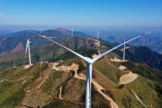中国最新的2030年气候目标是否具有足够雄心?