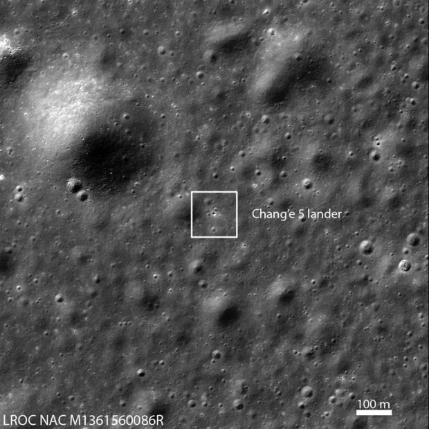 """""""嫦娥"""" 回来了!一文回顾嫦娥五号探月之旅"""