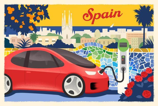 西班牙期待可再生能源对华合作,但担心过度依赖中国