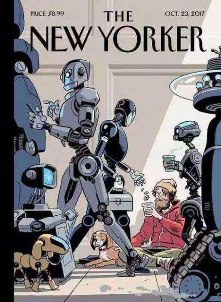 AI算法统治世界?科技进步会带来什么样的未来?