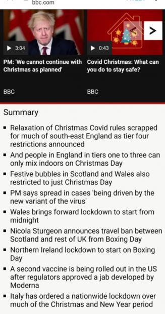 英国新冠病毒发现变种,全球拉响警报,多个国家对英国禁飞