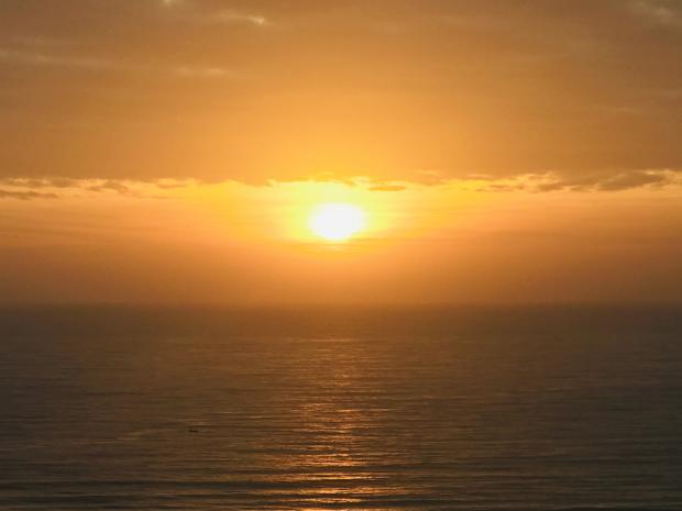 关于日出和日落