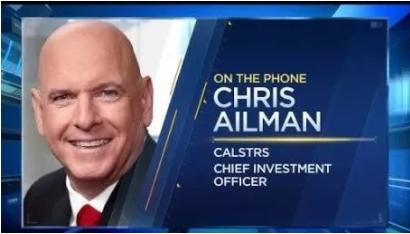 养老金传奇老兵:加州教师养老金CIO克里斯·阿尔曼