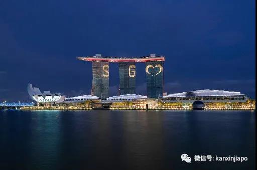新冠笼罩下新加坡366天的50个瞬间