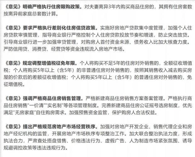 上海最严房地产的新政,你需要知道的更多