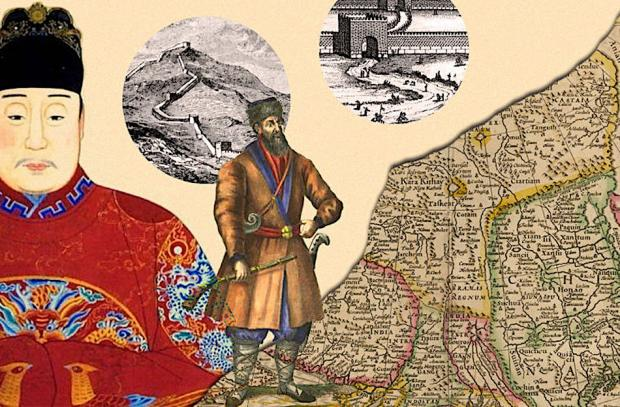 《龙熊记》之二:最早寻找中华帝国的人