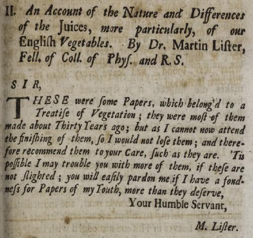 论文如何能不水?先看看300多年前的论文长什么样