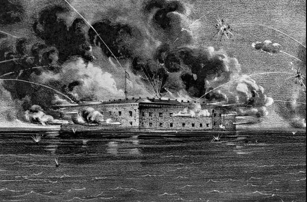 何帆 | 1861:美国走向分裂