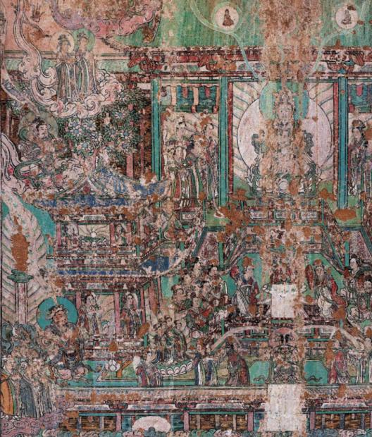 黄一丁:壁画上的中国——晋冀踏古(二)
