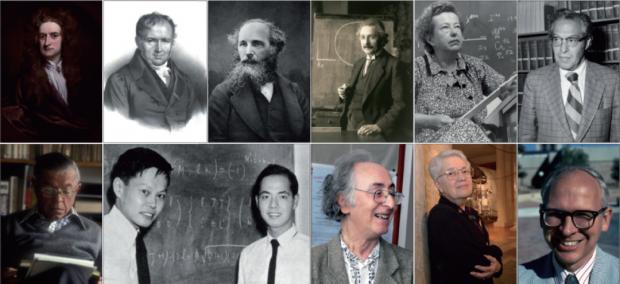 物理学的十大预言