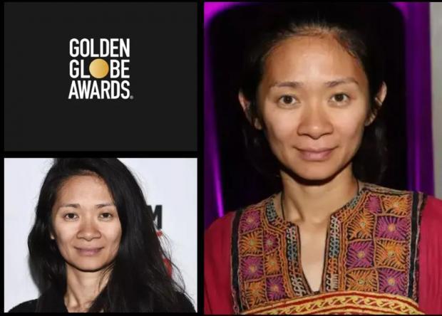 赵婷获2021金球奖最佳导演,首位获奖的亚裔女性的《无依之地》是一首幽深寂寥的独行之歌
