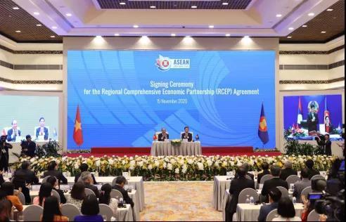 沈逸:以RCEP签署落实为契机 扎实推进数字丝路的网络安全有效合作