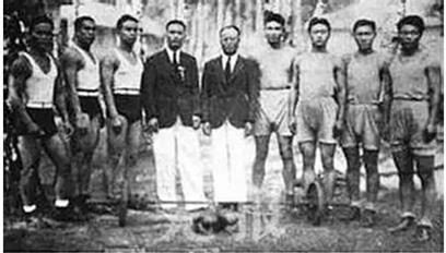 中国抗日战场上的奥运英烈