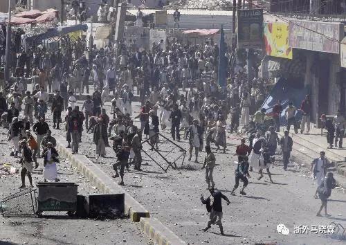 """地区""""玩物""""? 也门局势与美伊有什么关系"""