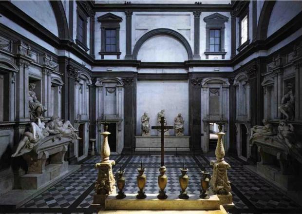遗憾!这个地方最能理解米开朗基罗的雕塑与建筑思想,却还是无法展现他的综合艺术天才丨艺海拾真