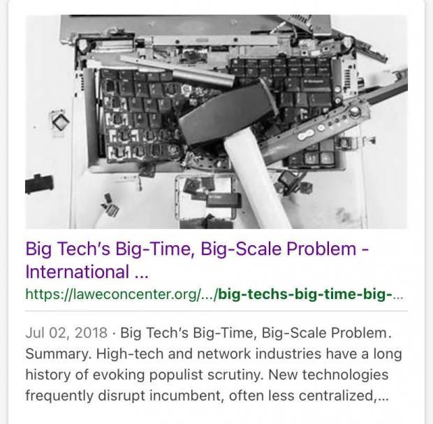 大科技、大时代和大问题