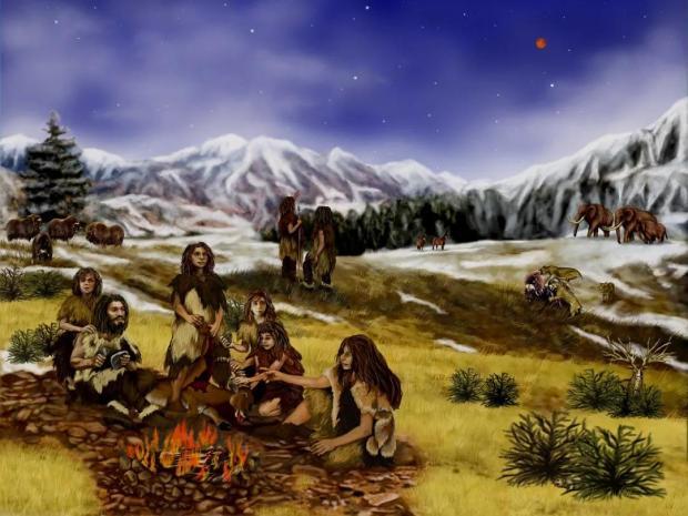 隐秘的关系:尼安德特人和欧洲早期现代人谈了多少场恋爱?