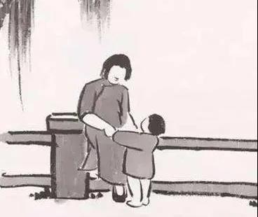 泣别母亲,叫我如何不念您!