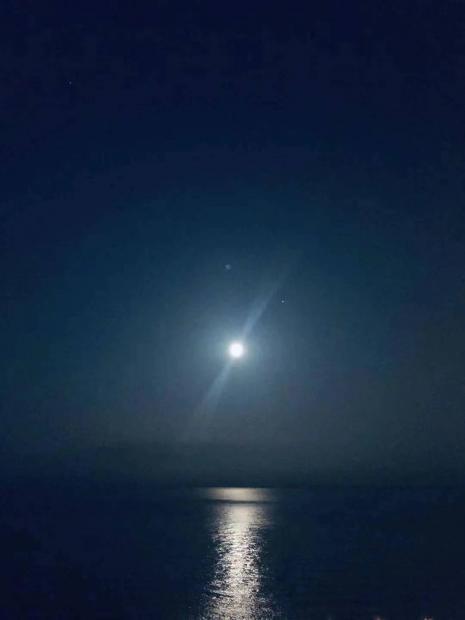 申赋渔 | 凌晨两点的寂静