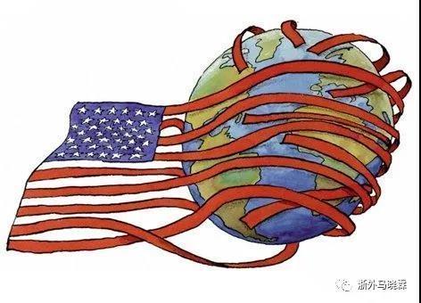 """送不走的""""瘟神"""" ——从中东局势看美国如何成为世界乱源"""