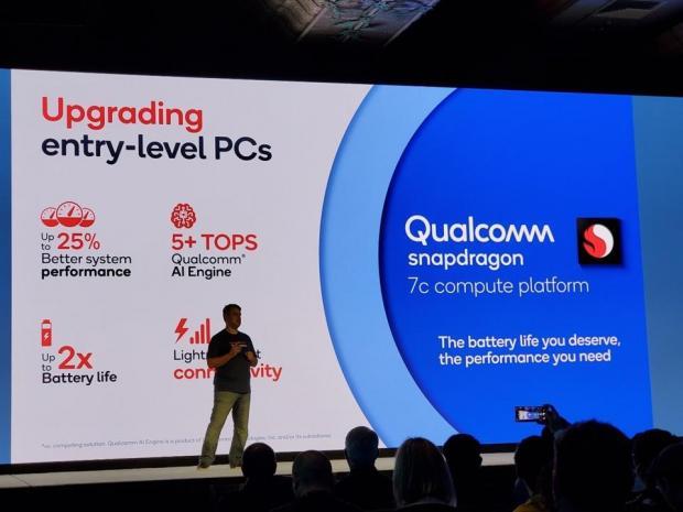 用户可以期待搭载高通骁龙7c的Chromebook笔记本带来哪些特性?