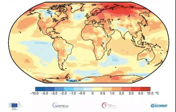 权威气候组织再发警告,留给人类的时间不多了