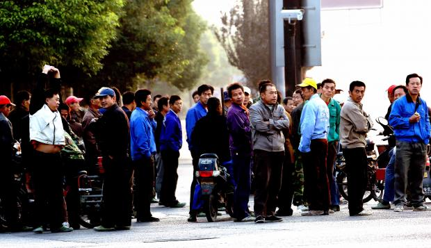浙江人口发展的新阶段,跨省流动人口已成新增就业的主体