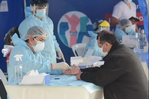 秘鲁19个大区发现C.37变种病毒