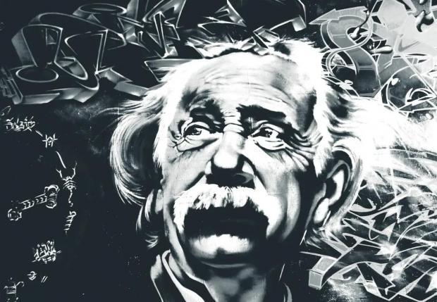 爱因斯坦因何伟大?