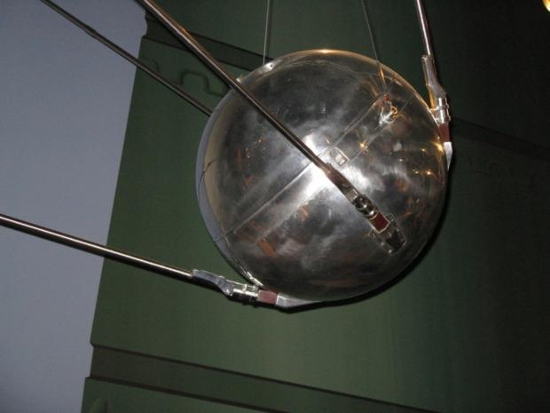 西雅图飞行博物馆Museum of Flight 漫步之三:美苏的航天器