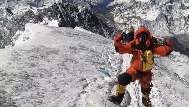 陈燕妮:疫情泛滥,珠峰南坡今年却登顶者众多-在此刻凝视一位朋友攀登珠峰(六)