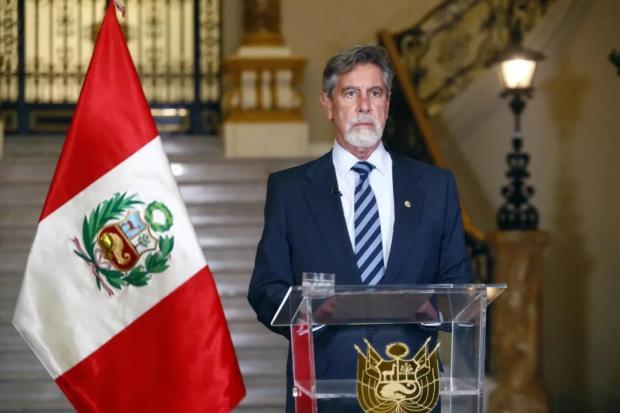 秘鲁政府在利马和Callao部署超过1.2万士兵 为本周日大选提供安保