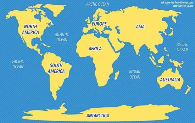 地理教材要改了吗?地球划分出第五大洋