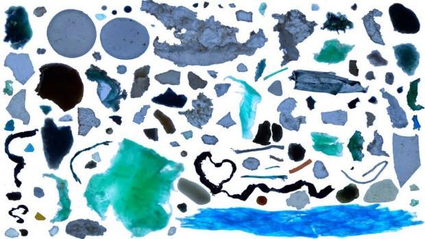 汹涌的塑料:联合国报告有关海洋塑料的研究激增