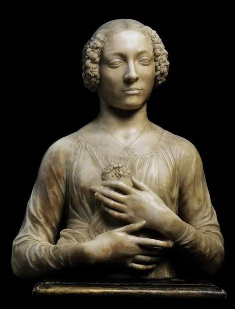 佛罗伦萨顶尖雕塑家,每一件作品都惊艳!