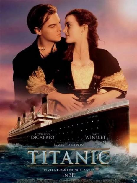 正在逝去的泰坦尼克,永不落幕的海洋之心