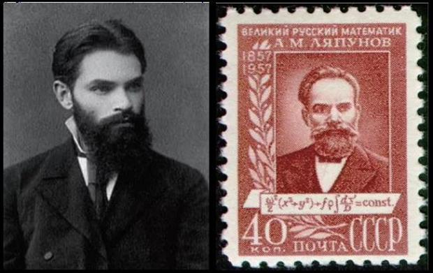 李雅普诺夫:逐梦唯美天空的俄罗斯数学家