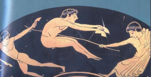 干戈玉帛话当年:史籍中的古奥运