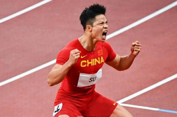 奥运会的速度与激情——写在苏炳添取得百米突破之后