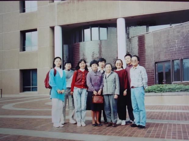 专访王小凡:CUSBEA改变了我们的一生,更改变了美国学界对中国的态度