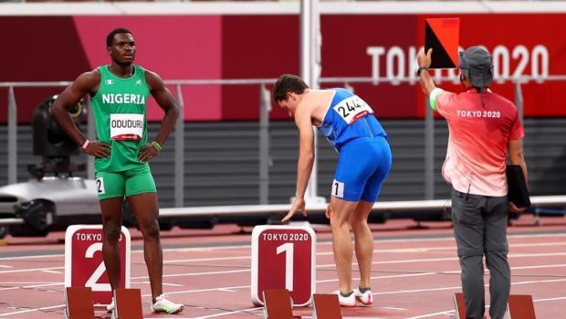 为什么最短的起跑时间不是0秒,而是0.1秒?
