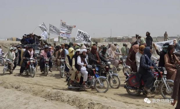 马晓霖:阿富汗内战局势急速逆转