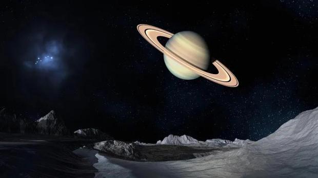 新研究显示土星可能有一个更大的弥散核?