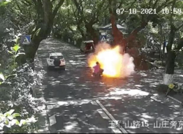 电动车锂电池爆炸,现在技术能制止吗?不能!