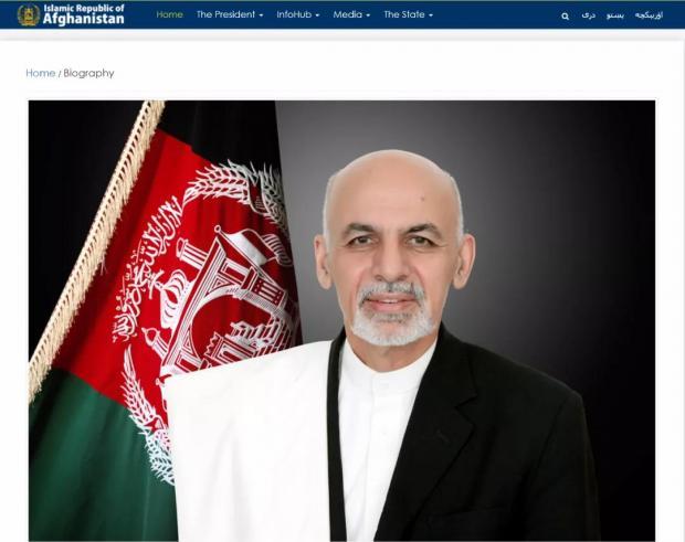 阿富汗逃兵:他写下《修复失败国家》,他当上总统,他仓皇逃离