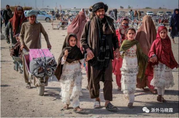 马晓霖谈塔利班重回喀布尔